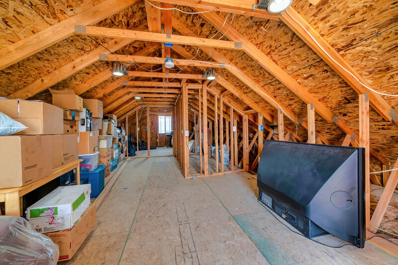 good or bad using your attic for storage